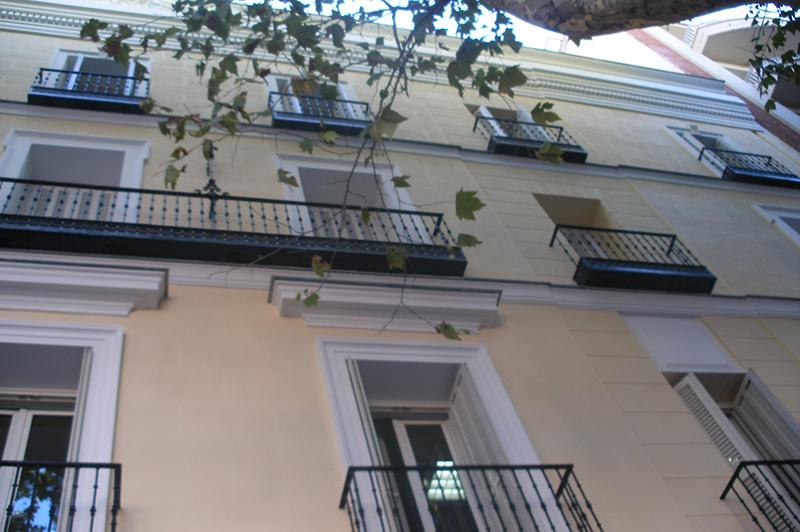 Empresas de rehabilitación de fachadas en Madrid