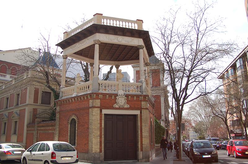 Resultado de imagen de edificios antiguso madrid
