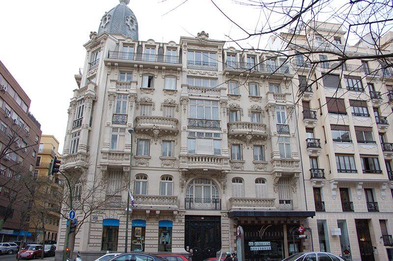 Proiescon. Rehabilitación edificios en Madrid