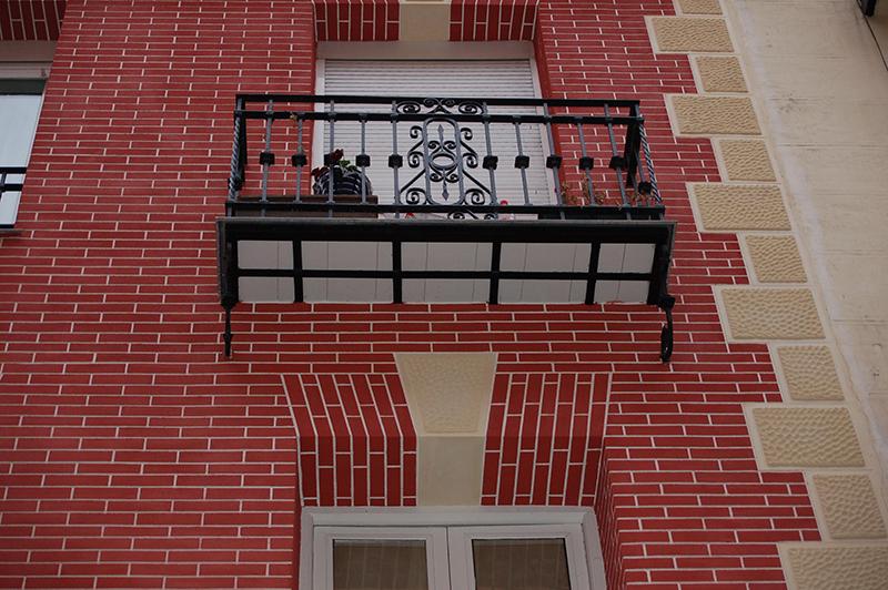 reforma de fachadas históricas en Madrid