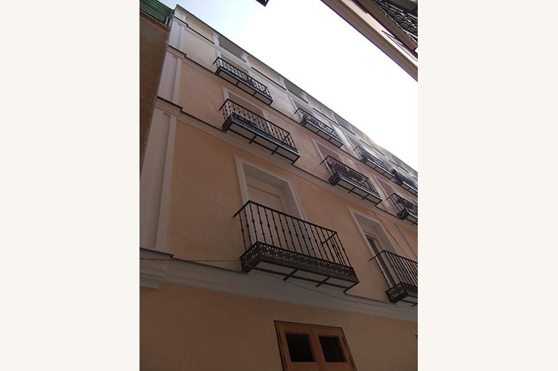 Empresas de Rehabilitación de edificios en madrid