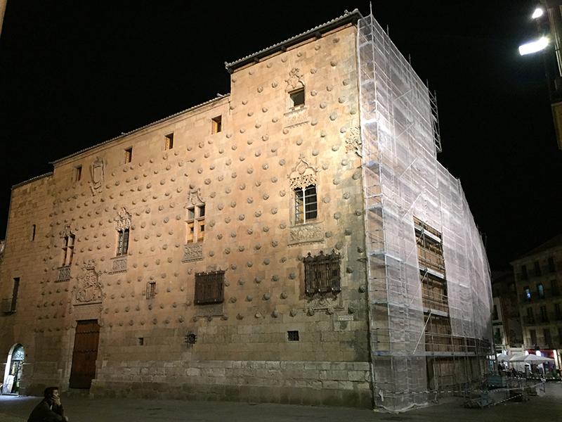 Restauración de edificios históricos