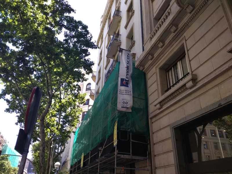 Conservación de edificios en madrid