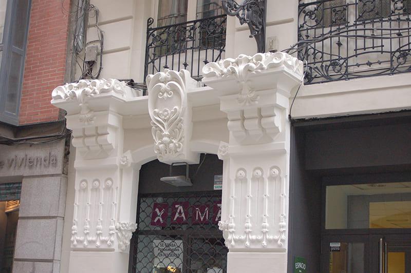 Obras de rehabilitación de edificios en Madrid