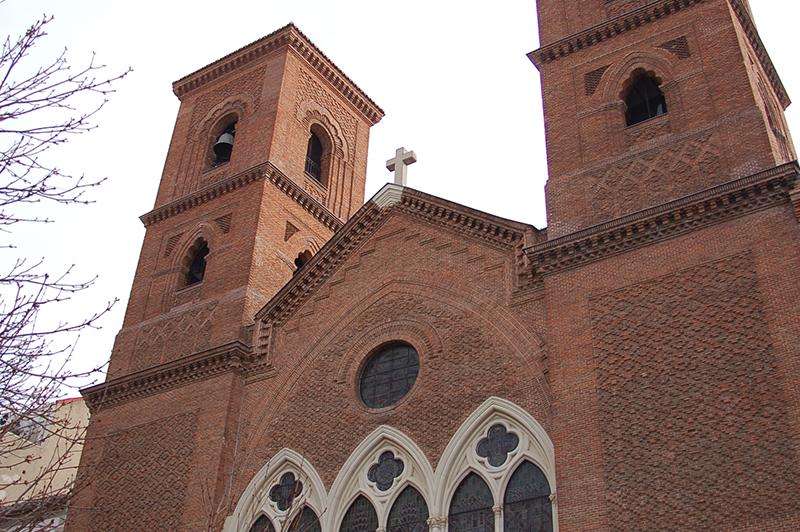 Restauración, adaptación y conservación de la Iglesia de La Paloma