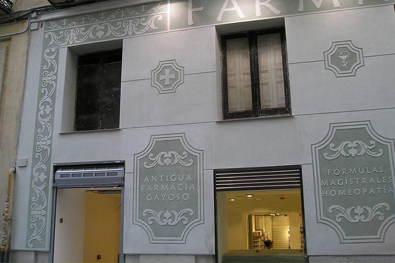 Empresa de Rehabilitación de fachadas históricas en Madrid
