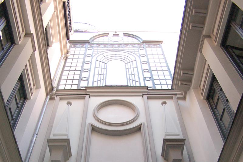 rehabilitación de edificios antiguos en Madrid